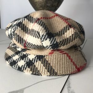 d5f3eb20e1157 Burberry Accessories - Burberry newsboy hat 💯 % Authentic